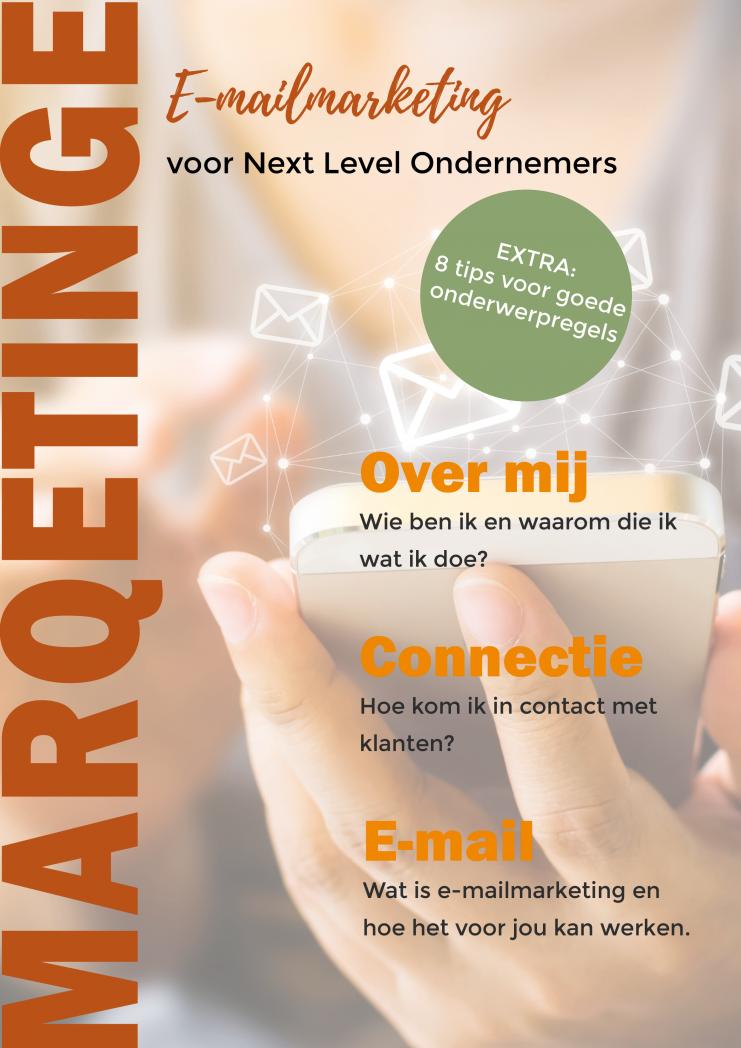 Gratis e-book e-mailmarketing
