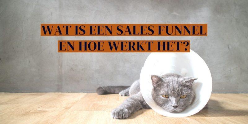 Wat is een sales funnel en hoe werkt het?